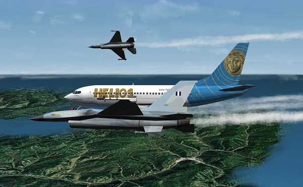 AIRCRAFT ACCIDENT REPORT  HELIOS AIRWAYS FLIGHT HCY522  BOEING 737-31S